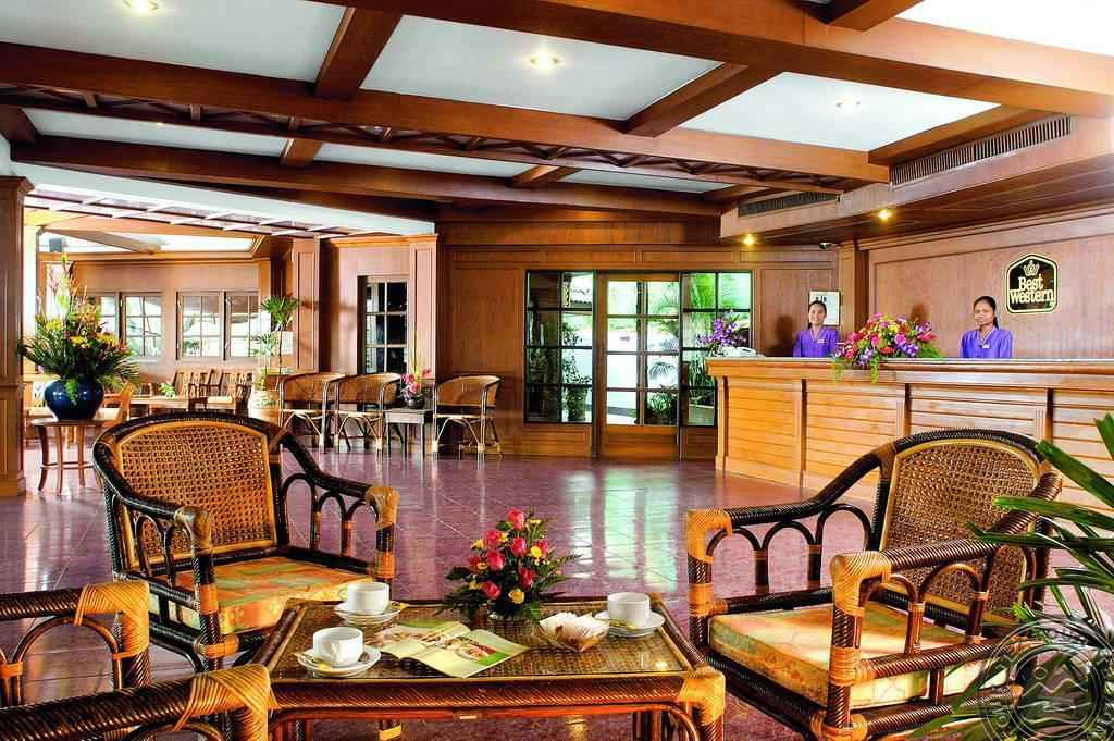 BEST WESTERN PHUKET OCEAN RESORT & SPA-9
