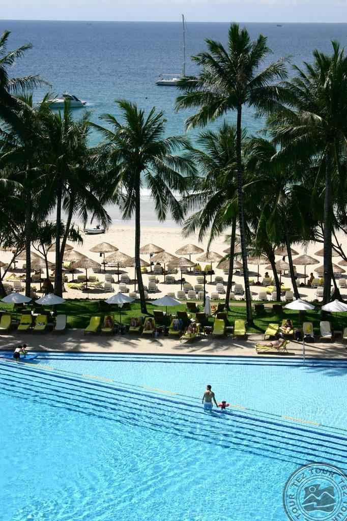 LE MERIDIEN PHUKET BEACH RESORT-10
