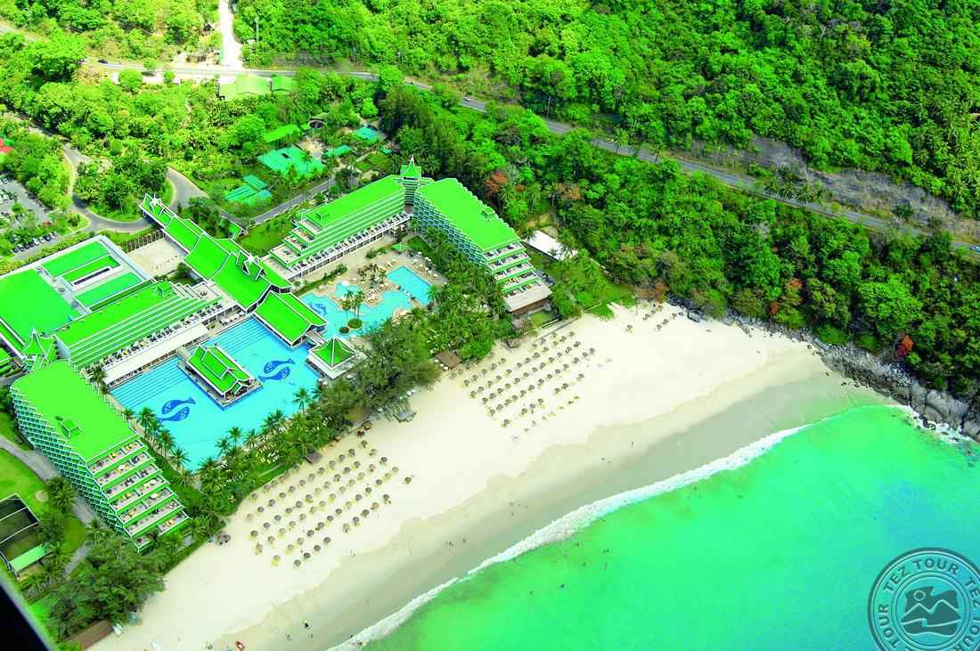 LE MERIDIEN PHUKET BEACH RESORT-8