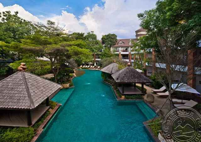 WOODLANDS HOTEL & RESORT 4*-2