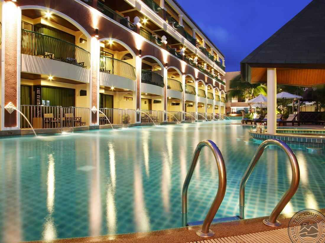 KARON SEA SANDS RESORT & SPA-0