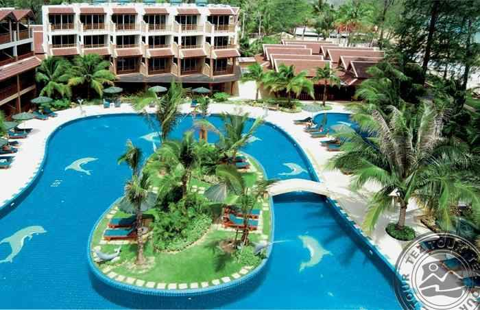 BEST WESTERN PREMIER BANGTAO BEACH RESORT & SPA-9