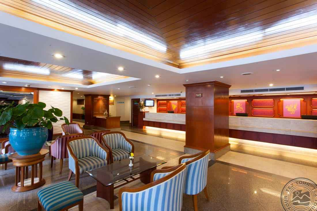 ANDAMAN BEACH SUITES-8