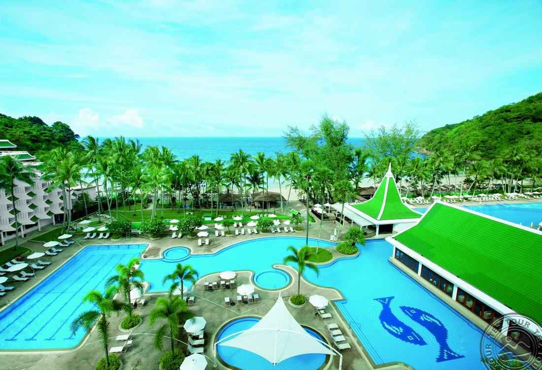 LE MERIDIEN PHUKET BEACH RESORT-6