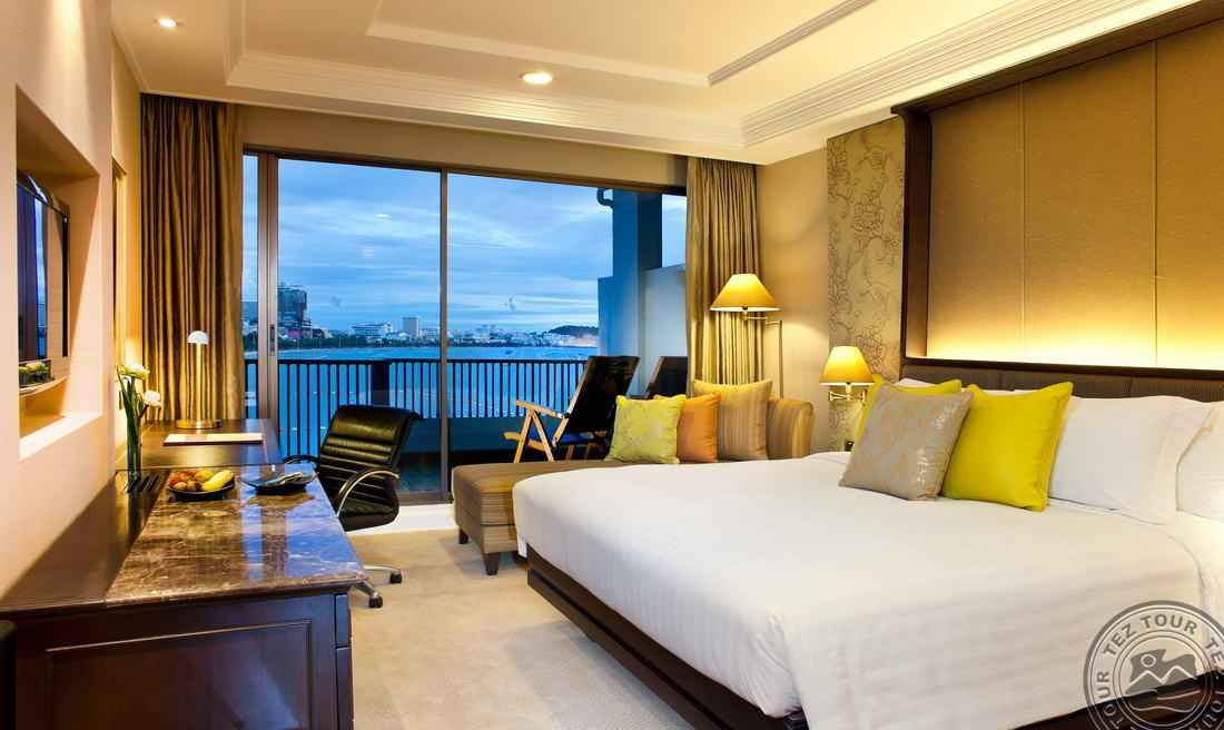 DUSIT THANI PATTAYA 5*-7