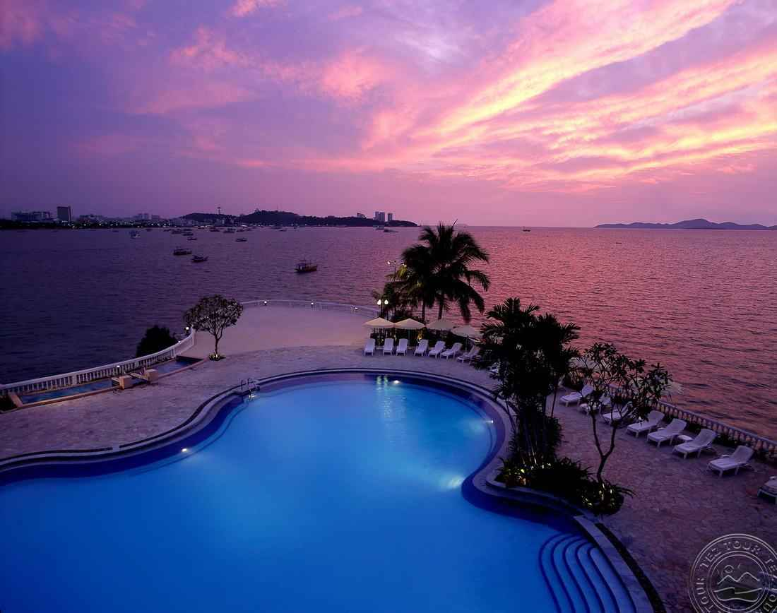 DUSIT THANI PATTAYA 5*-10