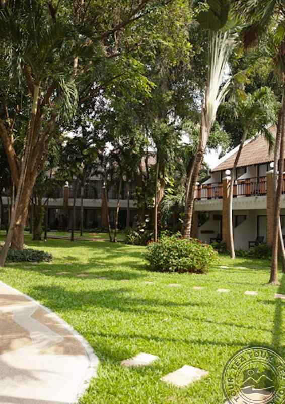 WOODLANDS HOTEL & RESORT 4*-1