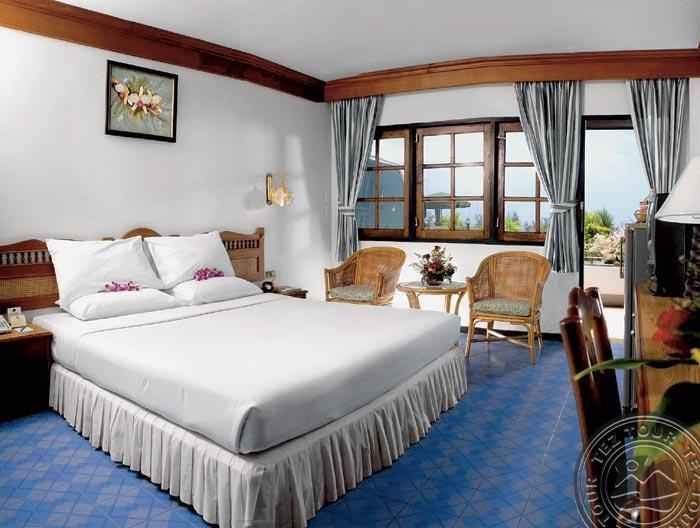 BEST WESTERN PHUKET OCEAN RESORT & SPA-5