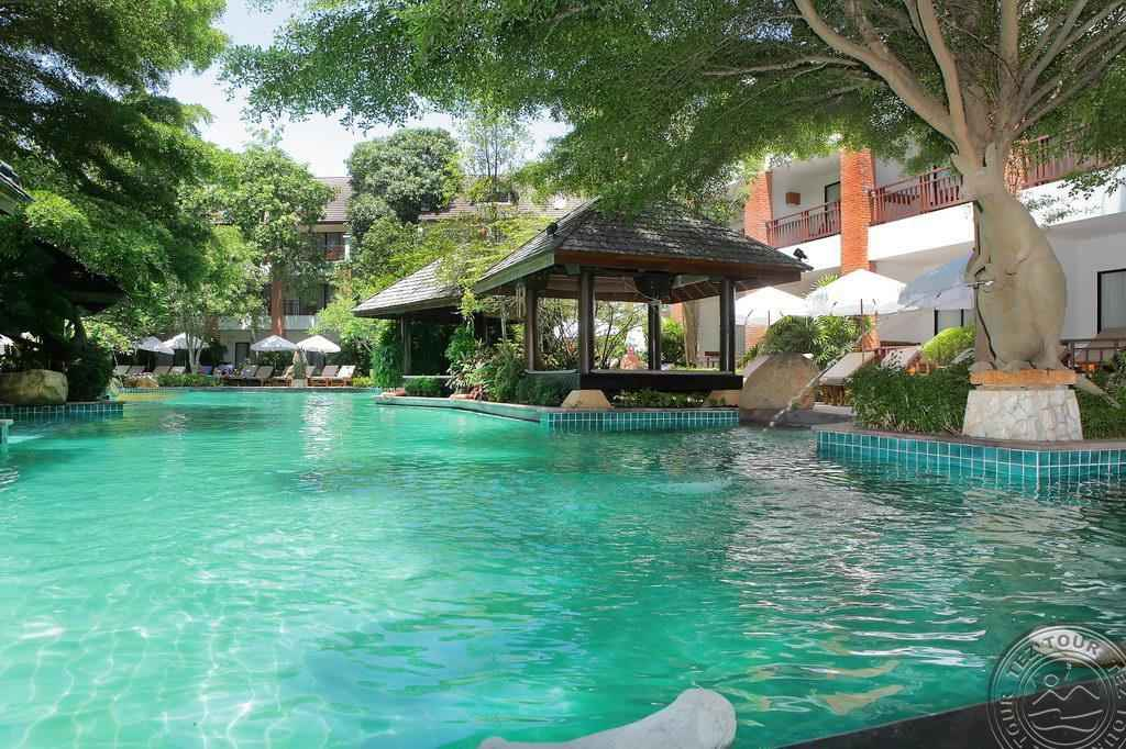 WOODLANDS HOTEL & RESORT 4*-12