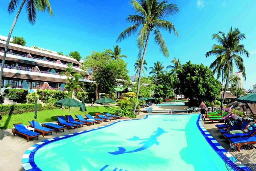 BEST WESTERN PHUKET OCEAN RESORT & SPA-2