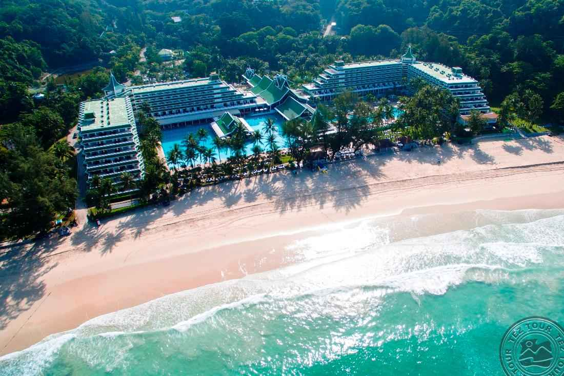 LE MERIDIEN PHUKET BEACH RESORT-1