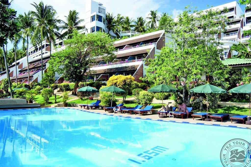 BEST WESTERN PHUKET OCEAN RESORT & SPA-0